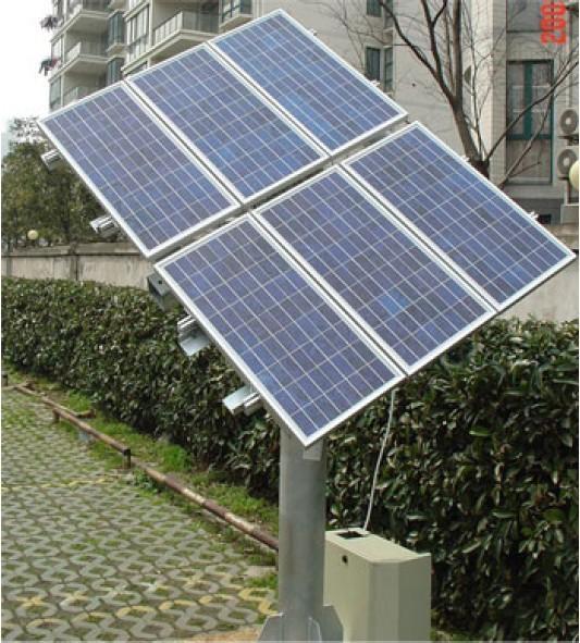 Solar Tracker Kwikrac 006 Greenergy China