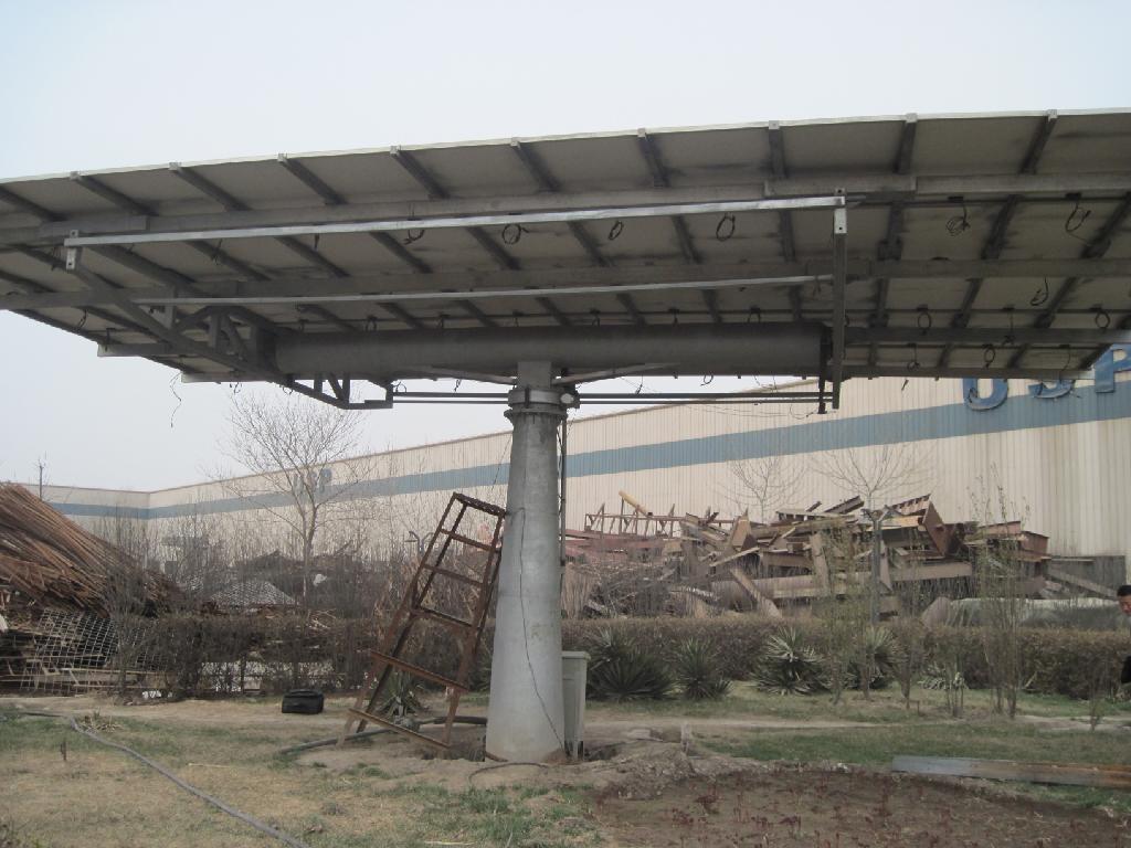 Solar Tracker Tracking System Kwikrac 60 Greenergy Diy