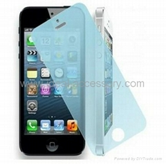 Iphone5 screen protector guard film