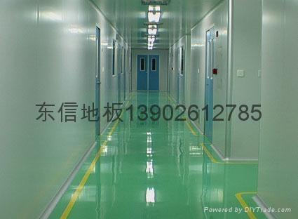 聚乙烯基酯重防腐地板 1