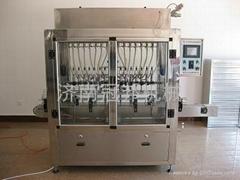 济宁直线式全自动白酒灌装机