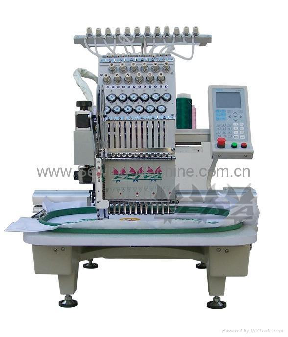 Single head embroidery machines - Textile Machinery - Second hand