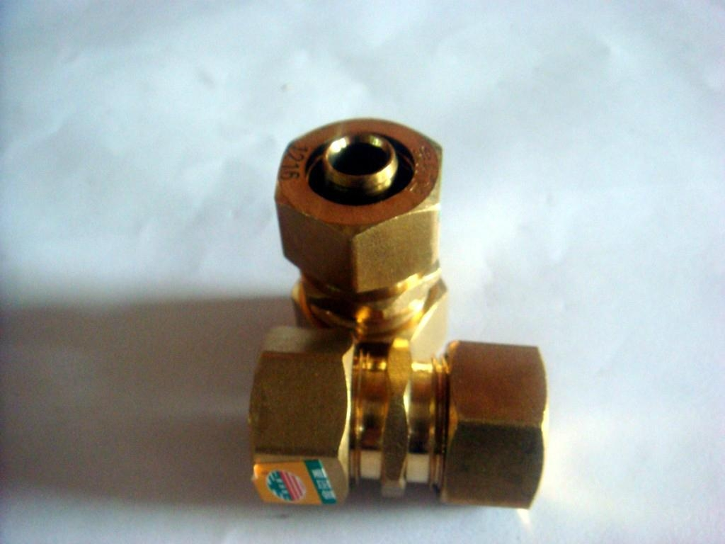 黃銅接頭 3