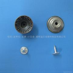 供应牛仔钮扣(图:17mm工字钮)