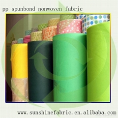 100% pp spunbond non woven fabric for quilt