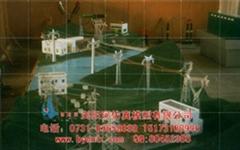 水輪發電模型