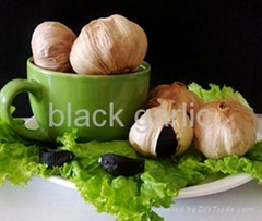 black garlic help fighting cancer