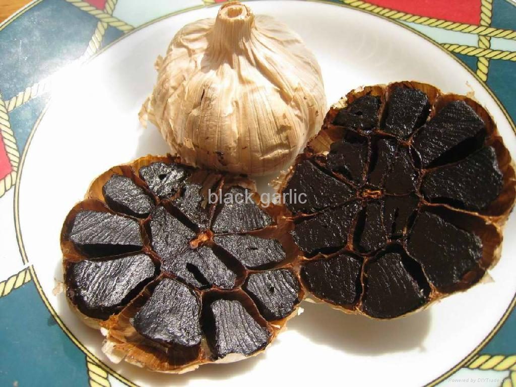 black garlic help fighting cancer 5