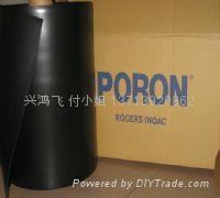 韓國PORON PORON泡綿