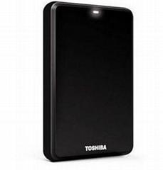 正品專櫃Toshiba/東芝移動硬盤1TB 1000G