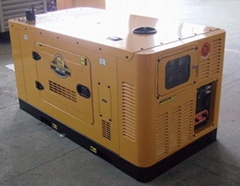 popular diesel silent genset(new type)