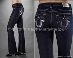 Special Design Jean Pants for Women in 2011