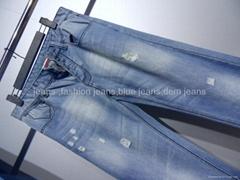 2011年熱銷外貿男士 牛仔褲