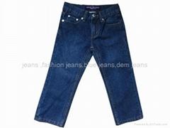 2012 春節 時尚儿童牛仔褲提前上市