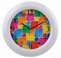 Art wall clock  SNT-CL034