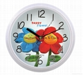 Art wall clock  SNT-CL035