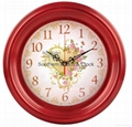 Art wall clock  SNT-CL040