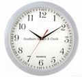 plastic art wall clock  SNT-CL043