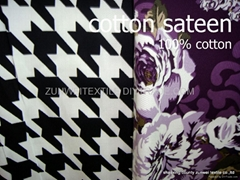 cotton sateen