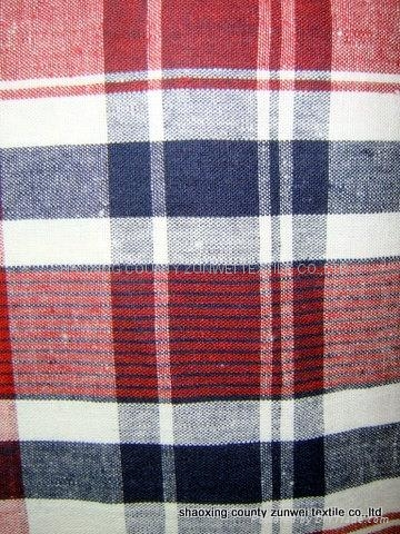 全棉色織布 1