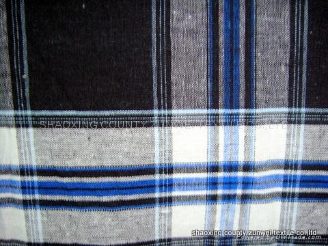 全棉色織布 3