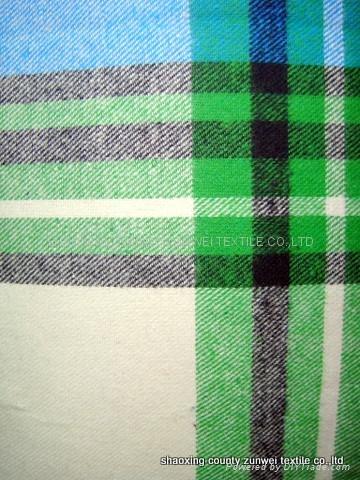 全棉色織布 4