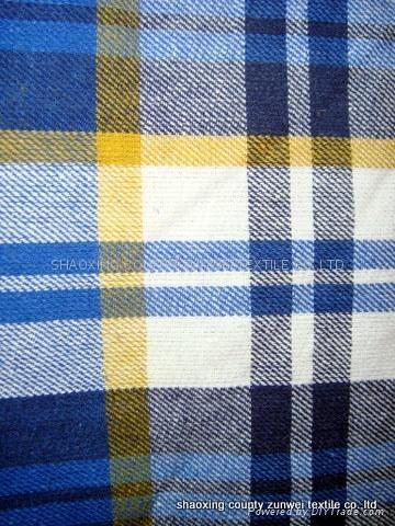 全棉色織布 5