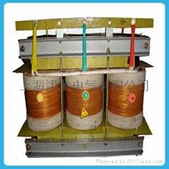 上海津龙三相干式控制变压器