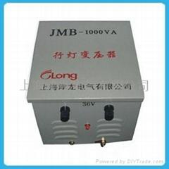 供应上海津龙牌JMB系列行灯变压器1kva-20kva