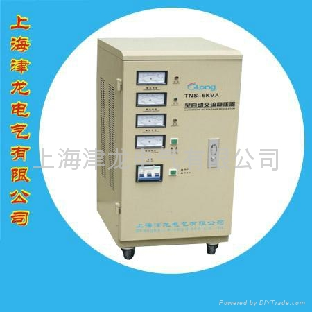 Single-phase automatic AC voltage stabilizer 1