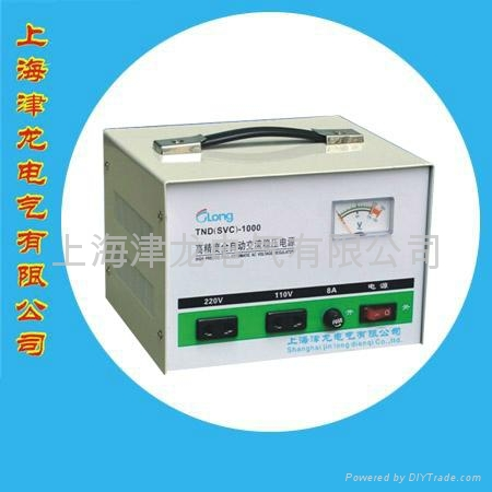 Single-phase automatic AC voltage stabilizer 3