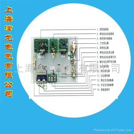 Single-phase automatic AC voltage stabilizer 4