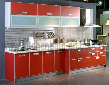 Mfc Kitchen Cabinets Kitchen Cupborad From China Kc 06