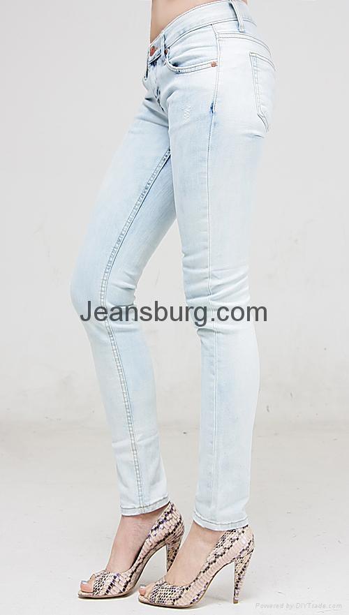 女式牛仔褲 5