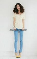 女式牛仔褲