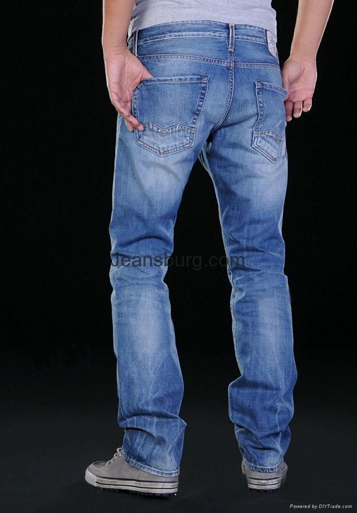 男式牛仔褲 2