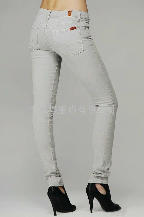女式牛仔褲 3