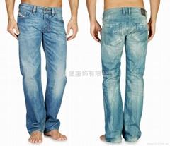 男式牛仔裤