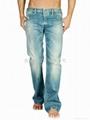男式牛仔褲 4