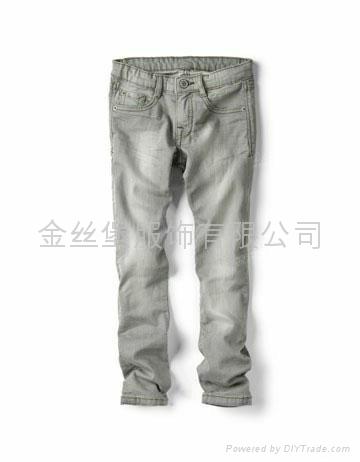 童褲牛仔 2