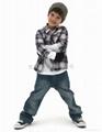 牛仔童褲 1