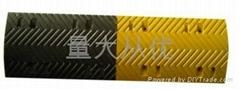 北京橡胶减速带安装销售