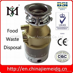 CE certificated Kitchen food waste disposer