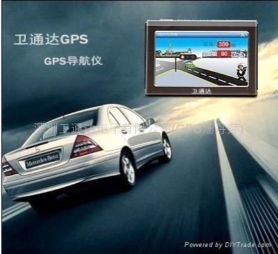 GPS湯丹萍車載GPS,GPS衛星導航儀創好項目 3