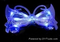 SL205 led party glasses,led glasses,butterfly fashion  1