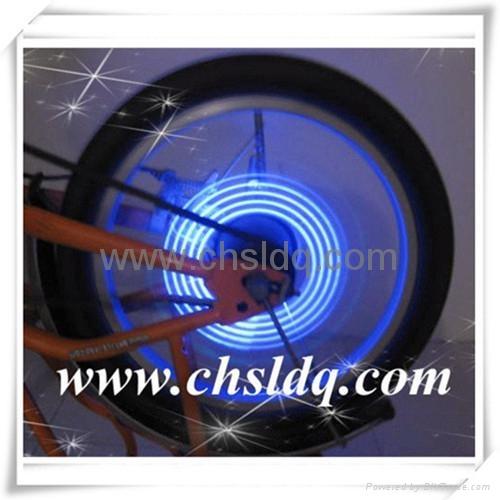 风火轮自行车灯 1