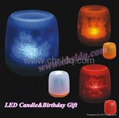 led裝飾蠟燭燈