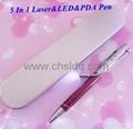 2011 Novelty gift Multifunction promotional metal pen 1