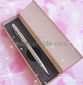 metal LED ball pen/wooden gift set,red laser pointer 3