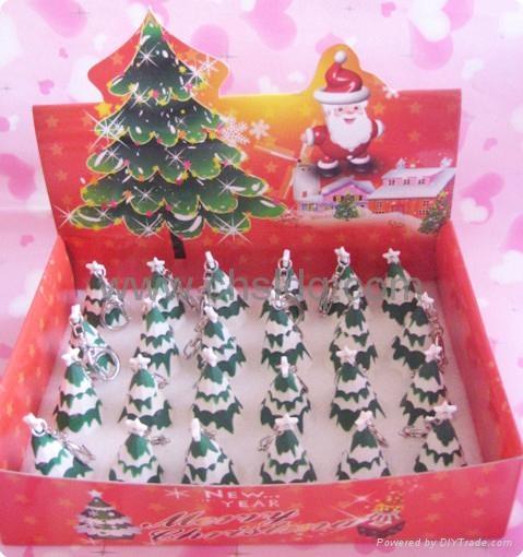 2011 Modern shining and singing junglebells christmas tree light 4